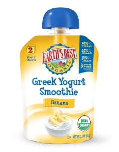 greek yogurt smoothie