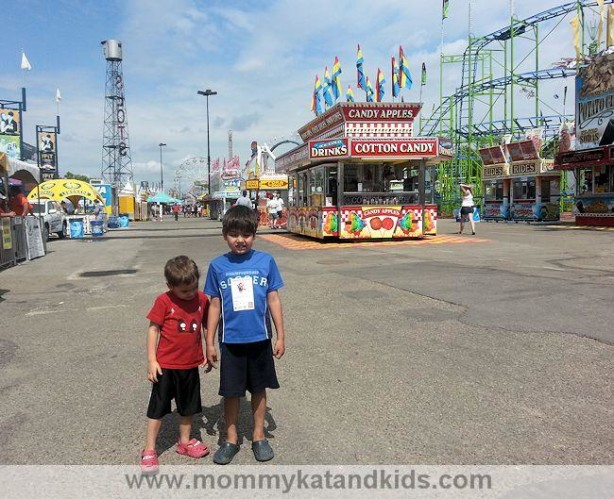 boys k-days fair edmonton