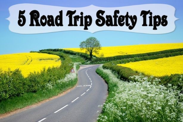 5 road trip safety tips