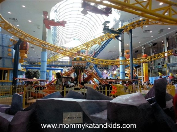 west edmonton mall galaxyland