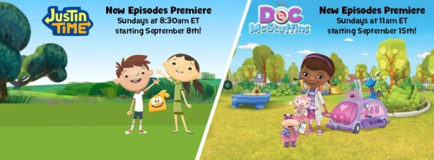 disney junior new episodes september