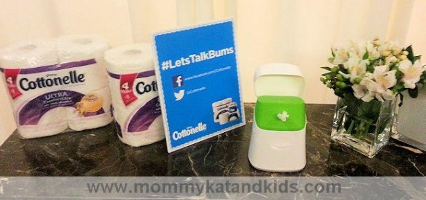 cottonelle clean routine