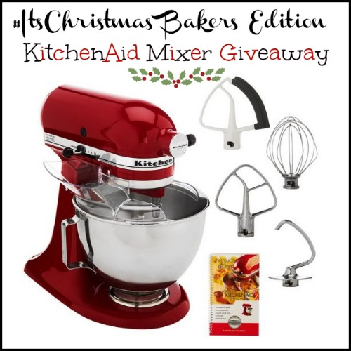christmas baker's edition giveaway