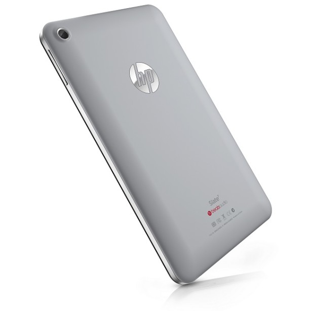 hp slate 7 silver android tablet