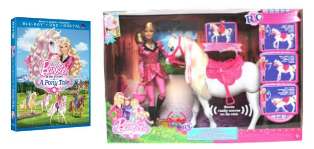 barbie and her sisters pony tale horse movie
