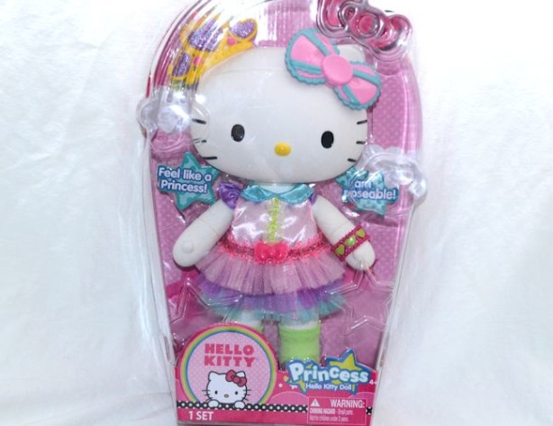 blip toys hello kitty princess