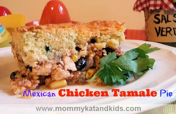 mexican fiesta chicken tamale pie recipe