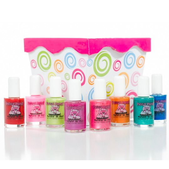 piggy paint color me happy set