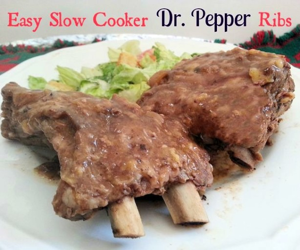 slow cooker dr. pepper ribs kraft