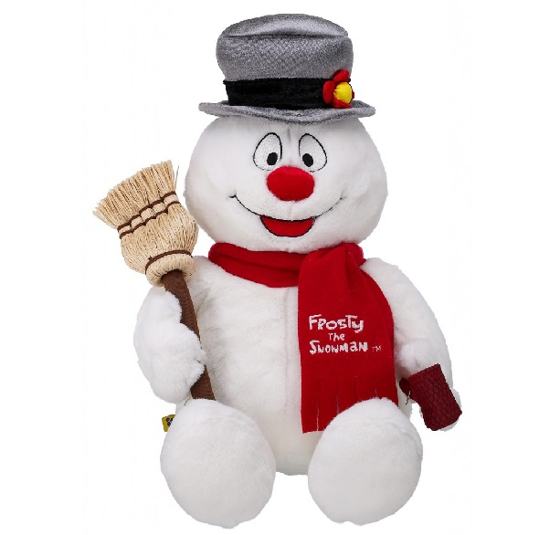 build-a-bear frosty the snowman