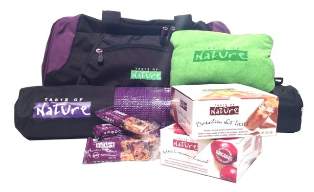 taste of nature prize pack