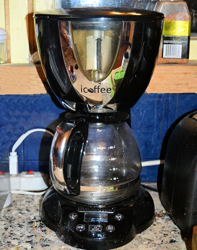 icoffee steam brewer