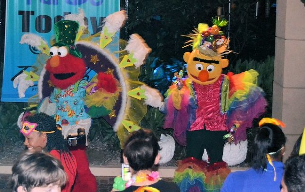 sesame street carnival celebration beaches negril