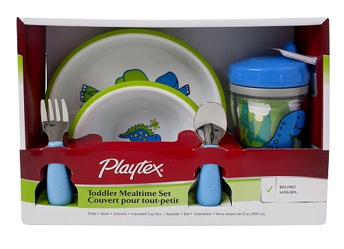 playtex mealtime set