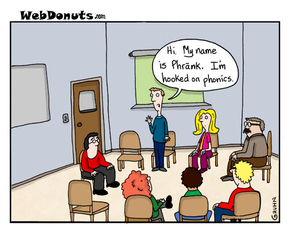 hooked on phonics cartoon gruhn