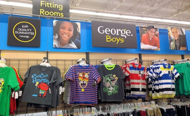 walmart george kids quality guarantee