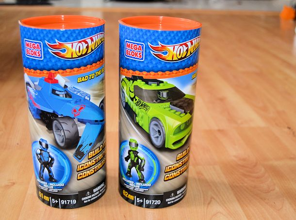 mega bloks hot wheels turbo tubes