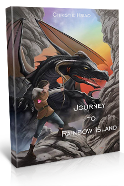 journey to rainbow island book