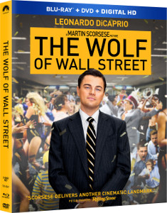 wolf of wall street box art