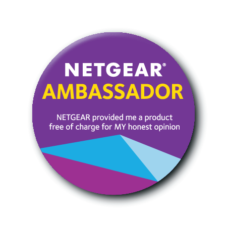 netgear ambassador button