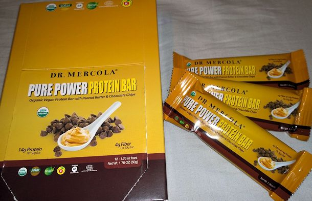 mercola protein bar case