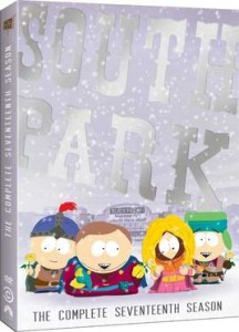 south park complete 17 season blu-ray