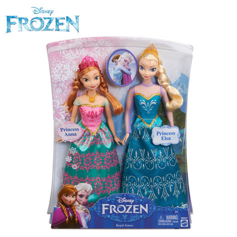showcase disney frozen royal sisters