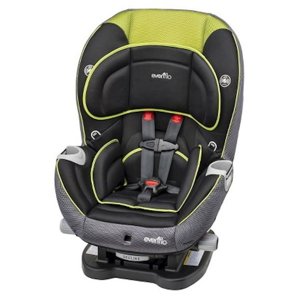 evenflo procomfort triumph car seat
