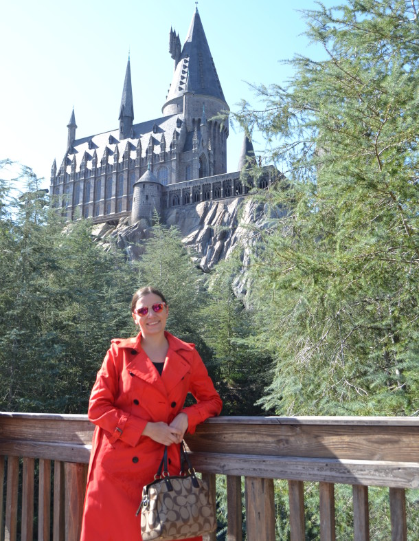 things to do at univeral studios orlando hogwarts castle