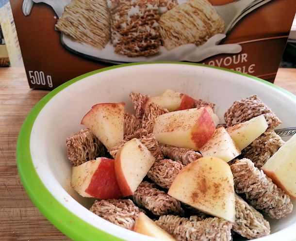 apple cinnamon mini wheats