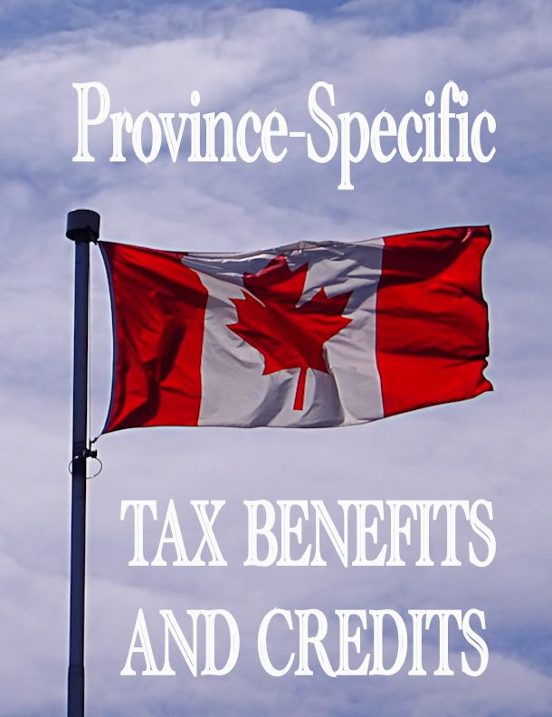 provincial tax benefits