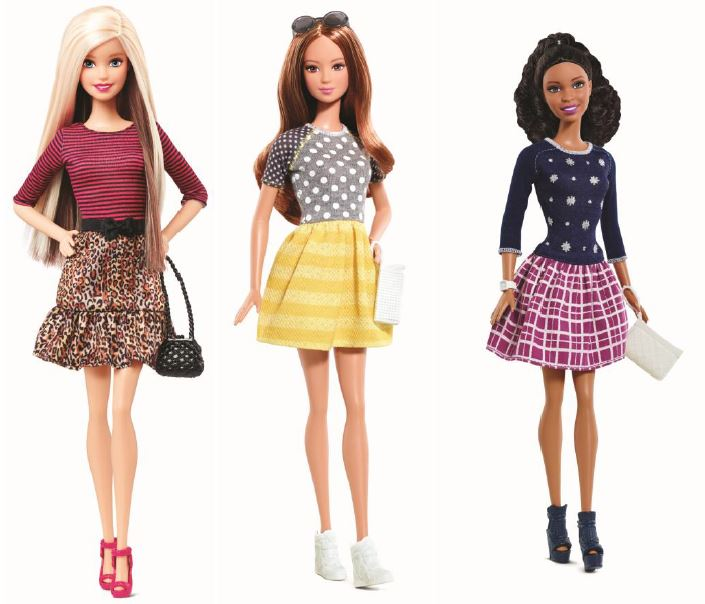 Target Barbie Fashionistas Dolls 2015 barbie fashionista dolls If