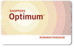 shopper's optimum points