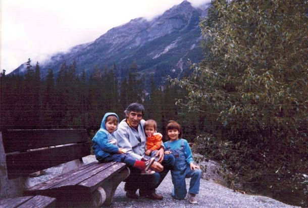 kathryn lavallee and family british columbia
