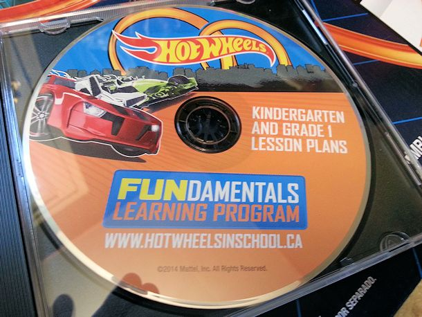 hot wheels fundamentals