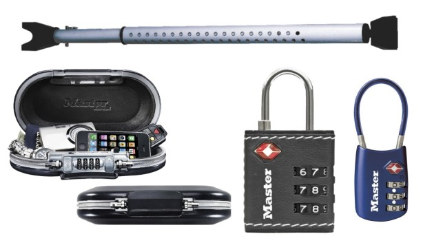 master lock newlywed prize pack
