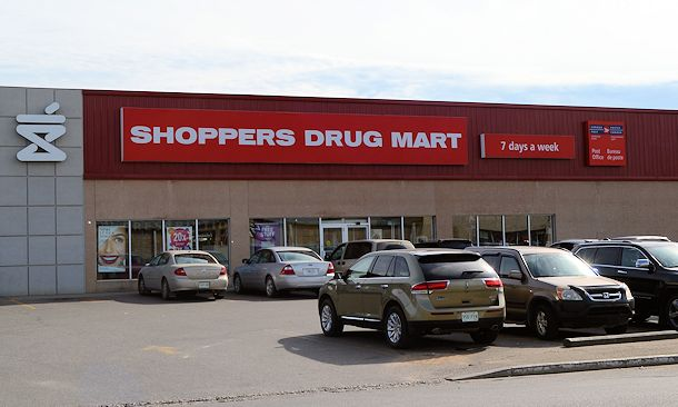 shoppers drug mart store