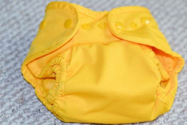 buttons all-in-two cloth diaper cover