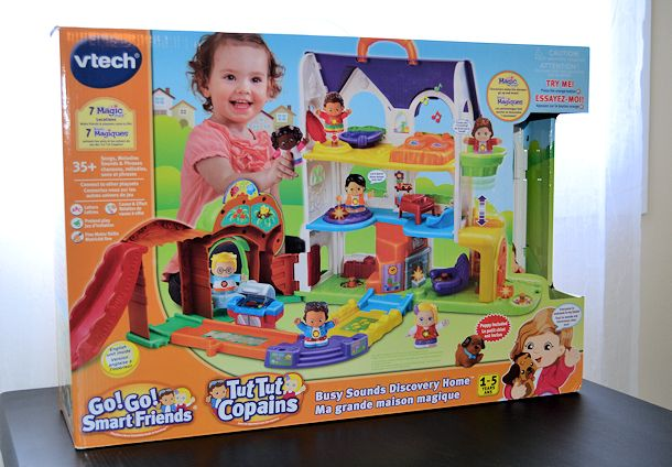 vtech go go smart friends house