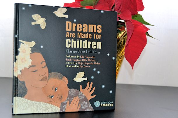 dreams are made for children book and cd