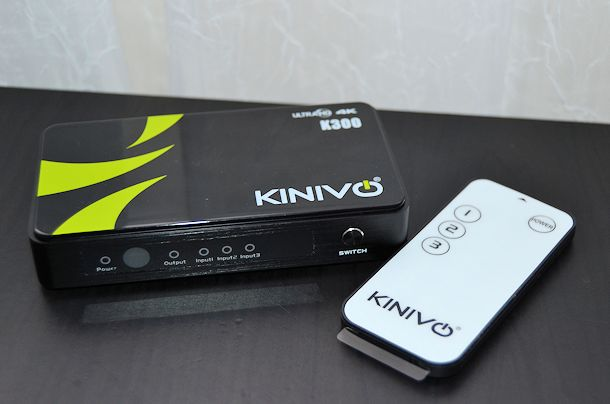 kinivo k300 hdmi switch