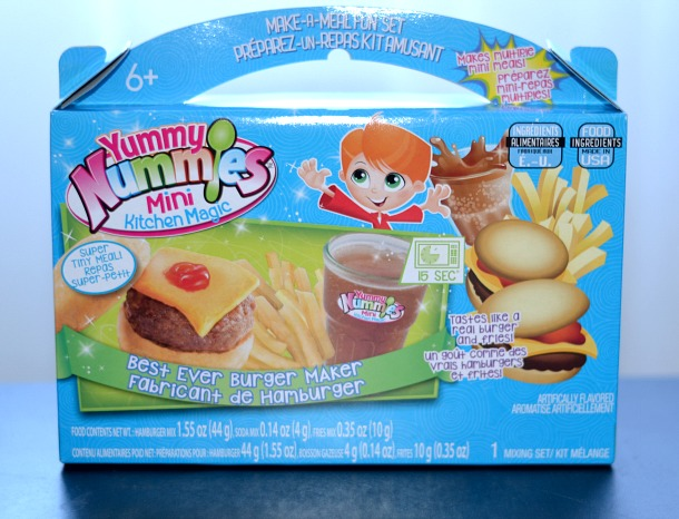 yummy nummies mini burger maker