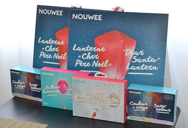 nouwee holiday products
