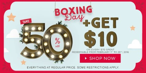 souris mini boxing day sale