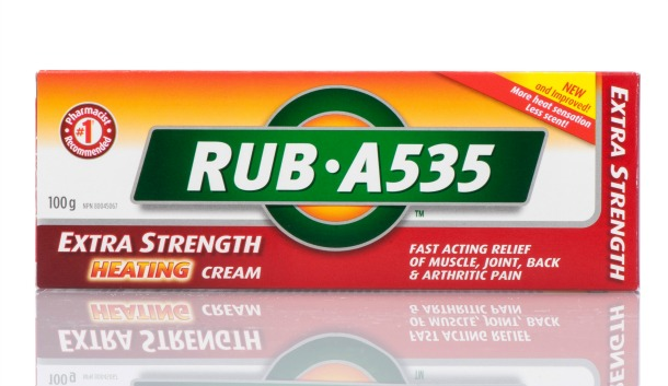 rub a535 extra strength healing cream
