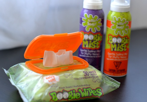 boogie mist and wipes