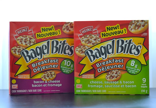 bagel bites boxes