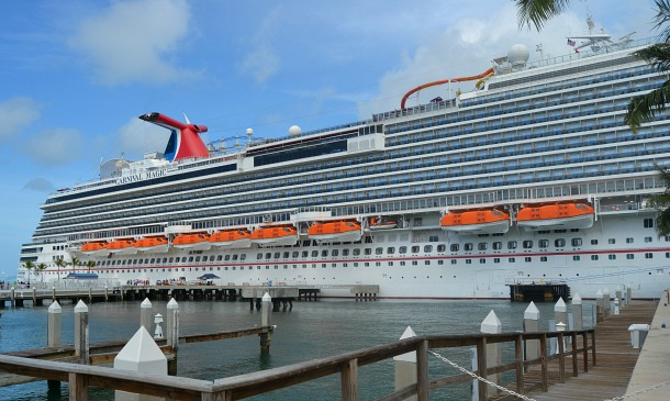 carnival magic cruise ship