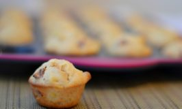 Grab Your Kids and Try a Corn and Bacon Mini Muffin Recipe Made in Trudeau Bakeware-Giveaway