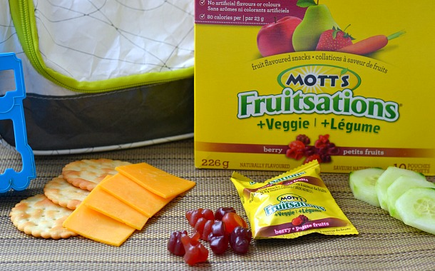 mott's fruitsations picky kid lunch ideas